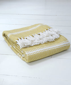 Gooseberry Stripe Blanket