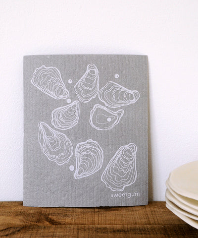 Oyster Dishcloth
