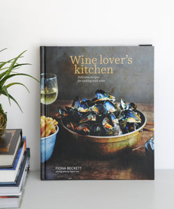 Wine Lovers Kitchen Book
