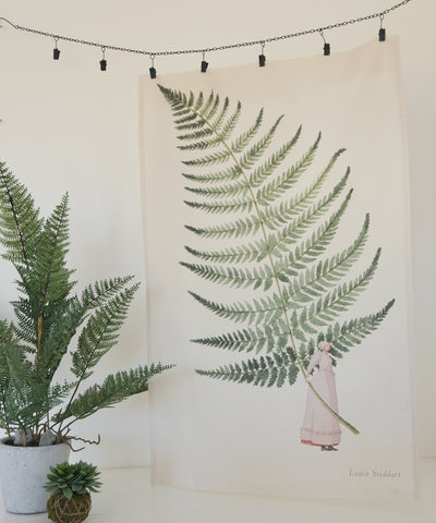 Fern Tea Towel