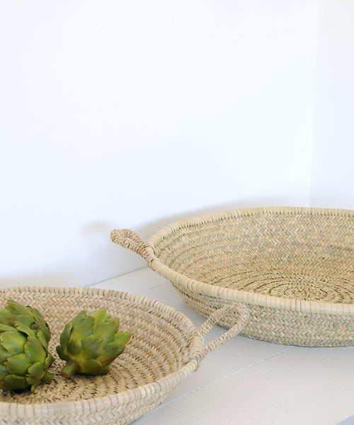 Palm Leaf Tray