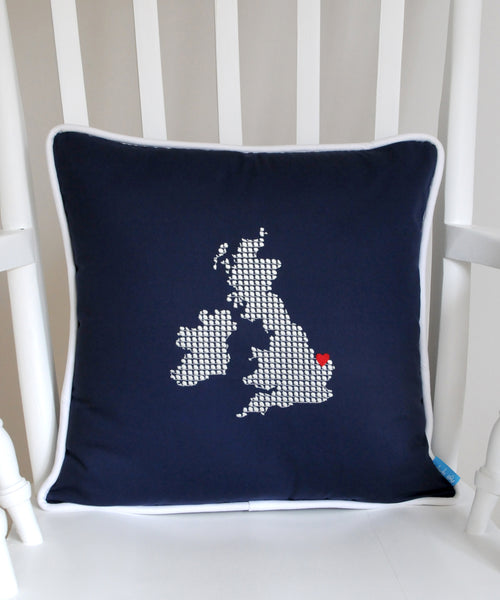 I Heart Norfolk Cushion