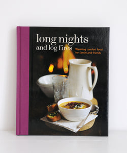 Long Nights & Log Fires Book