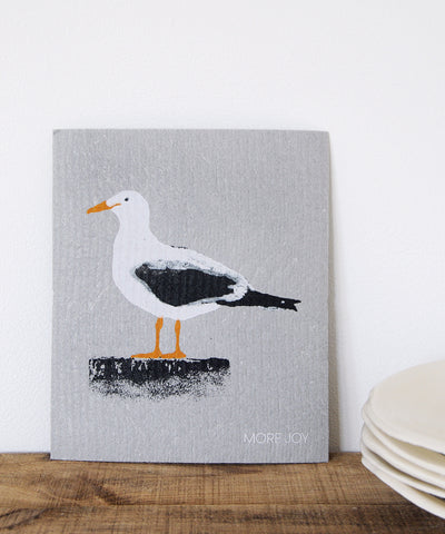 Seagull Dishcloth