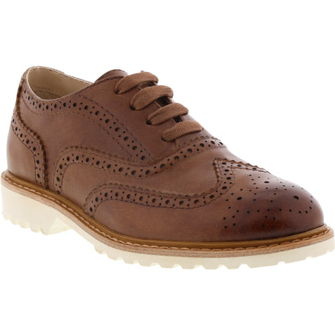 Wing Brogue Leather (Youth)