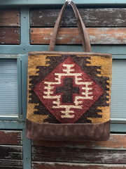 Jaipuri Kilim Tote - back in stock :)