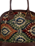 Handmade Kalamkari Kilim Shoulder Bag