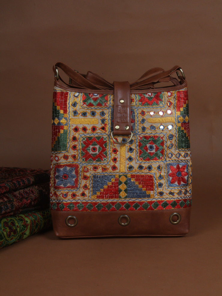 Kutch bags combo (tan) - Limited time offer!