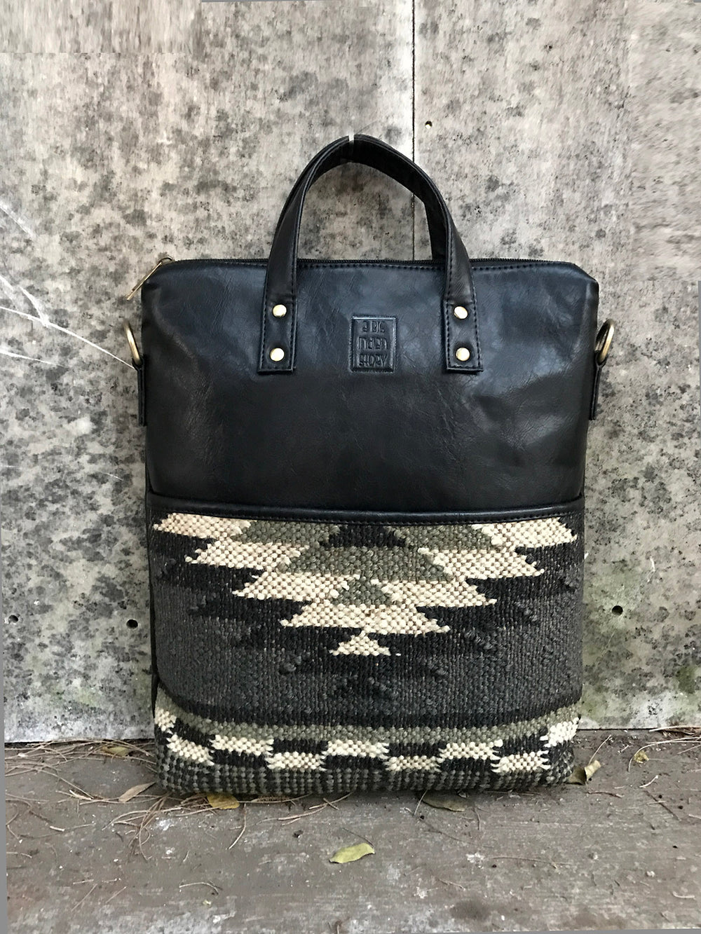 Handwoven Jaipuri kilim Convertible - New!