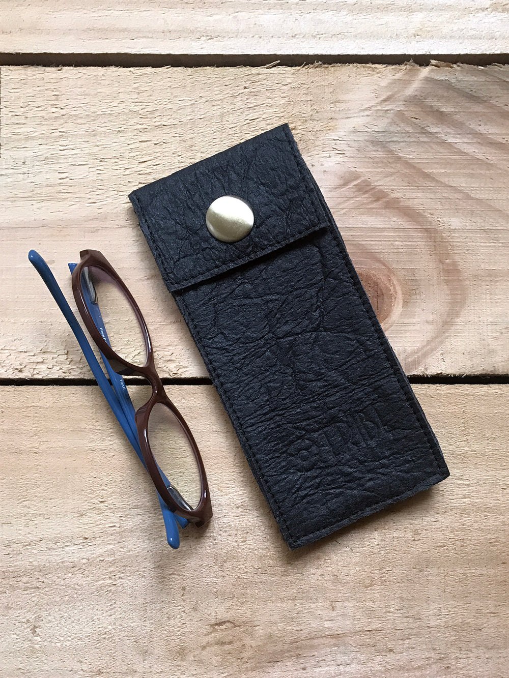Pinatex Spectacle / Sunglasses Case