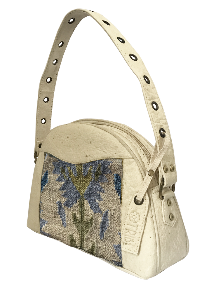 Pinatex Half Moon Bag - limited edition