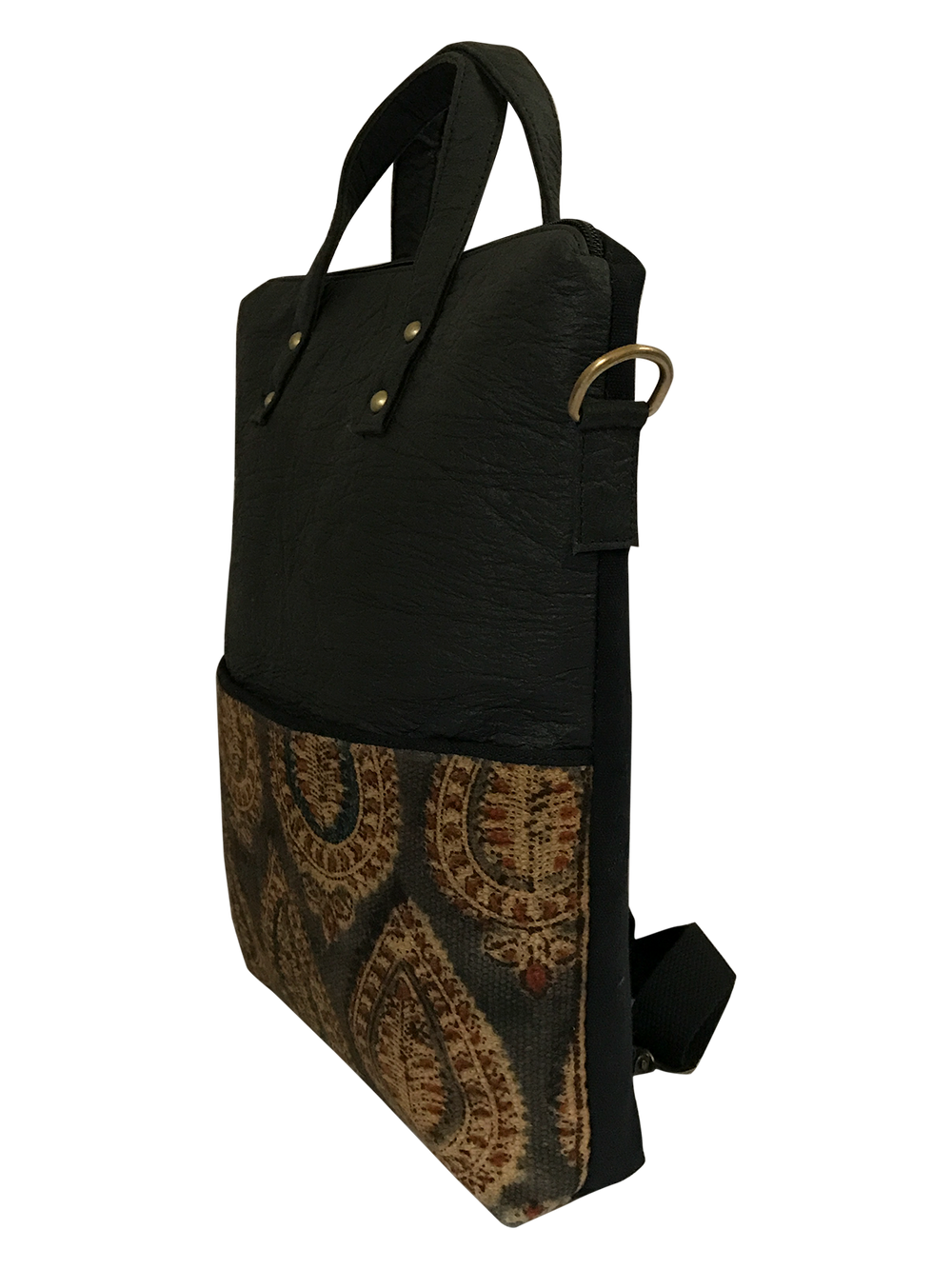 Pinatex Convertible Bag