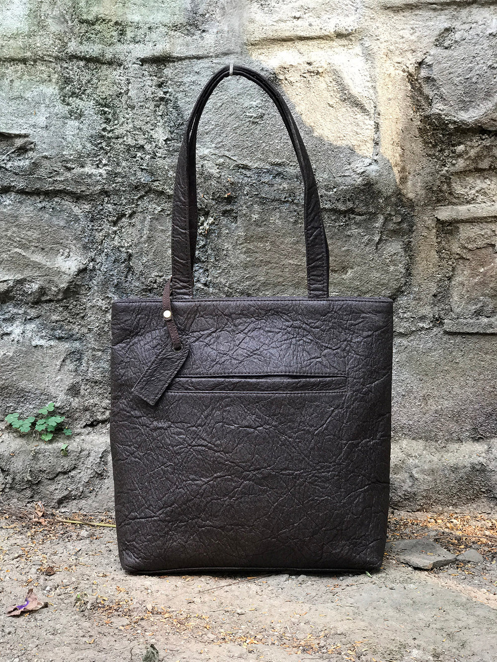 Pinatex Tote - single exclusive piece