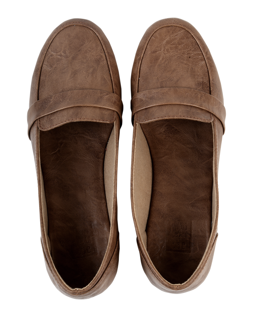 Classy Tan Loafers