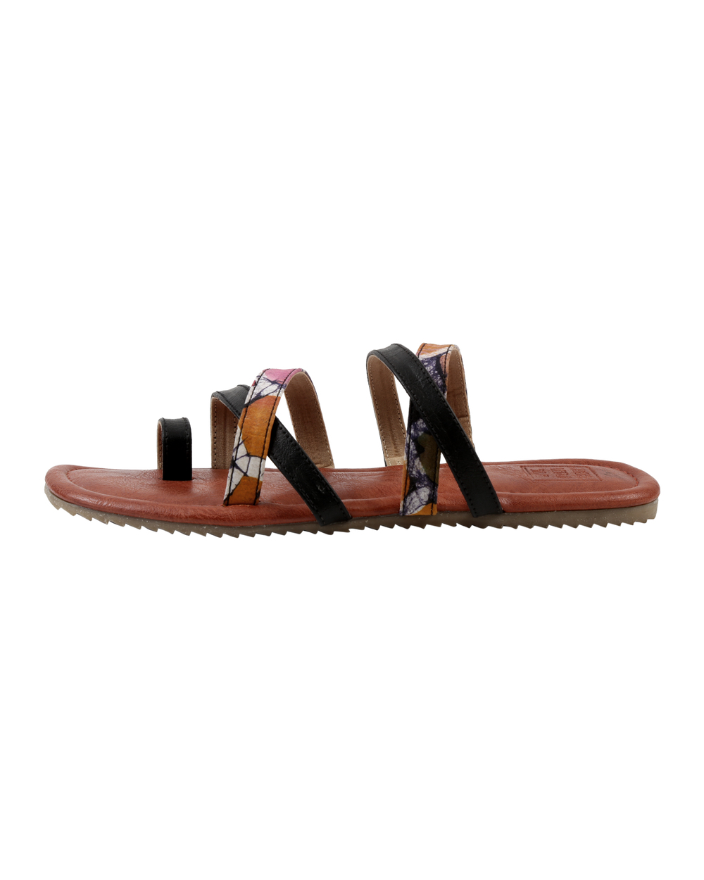 Multi Strap Indie Flats