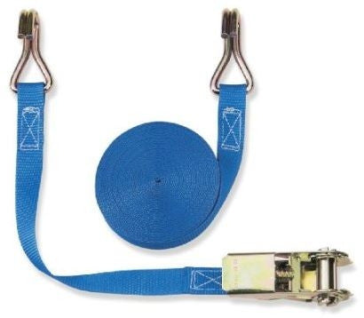 1000kg x 5 Metre Ratchet Straps (2pcs) - Lifting Equipment Online