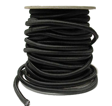 10mm Bungee Rope Black - Lifting Equipment Online
