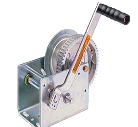 800lb Hand Winch without Rope and Webbing - Lifting Equipment Online