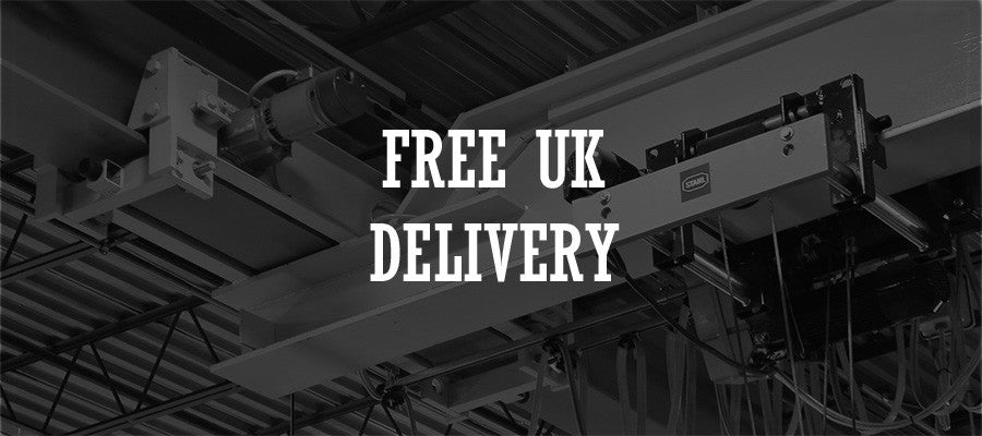 Free UK Delivery - Lifting Equipment Online