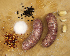 Filipino Longganisa – hot and sweet pork raw sausage