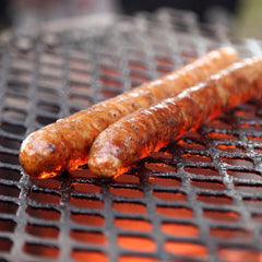 Hot Hungarian pork raw sausage