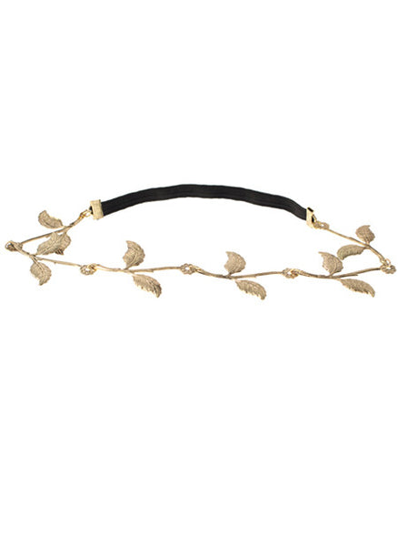 2 Leaves Headband
