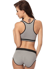 Push-up Sports Bra
