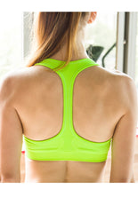 T-back Padded Sports Bra
