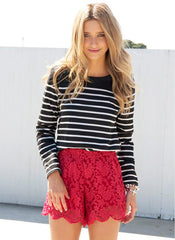 Classic Sailor Striped Tee