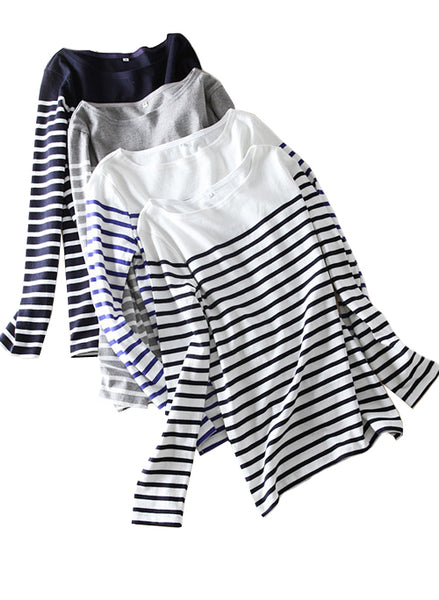 Olivia Classic Sailor Striped Tee