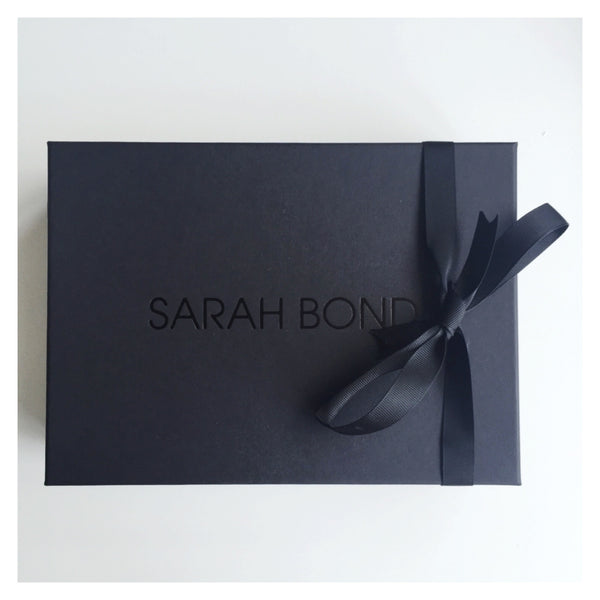 SARAH BOND PACKAGING