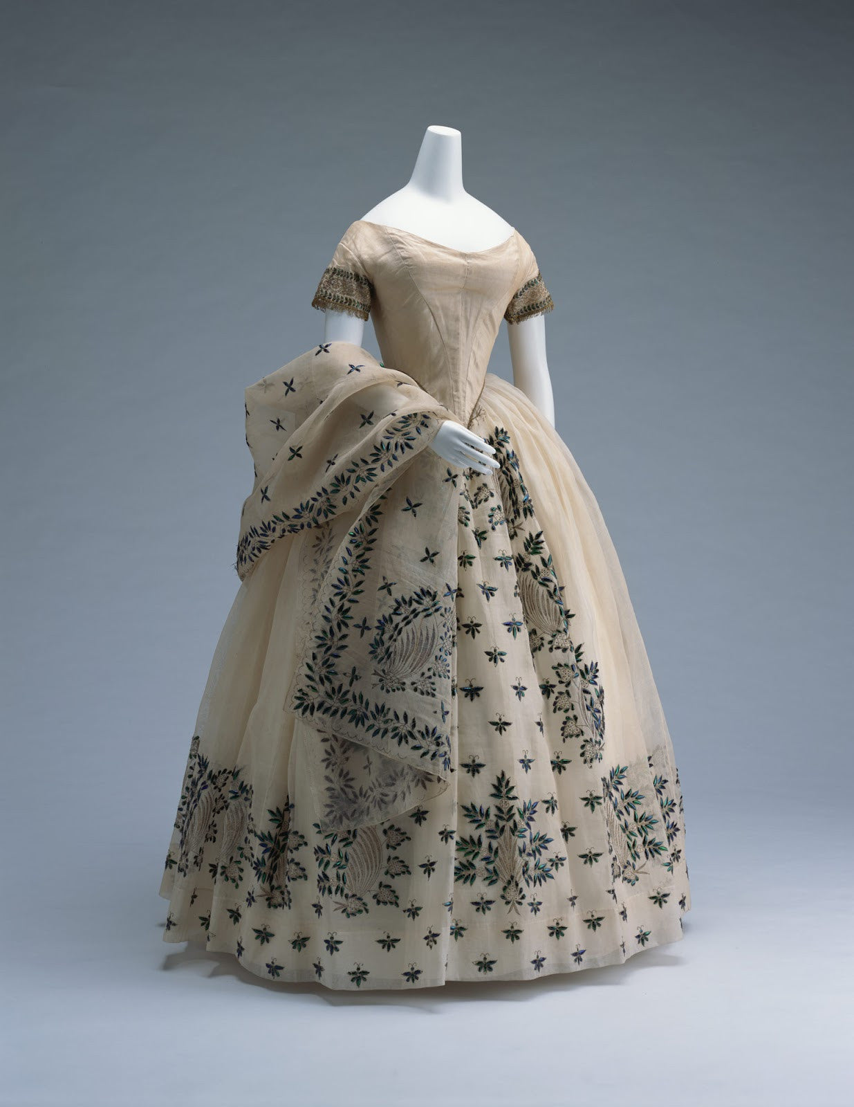 19th Century Evening Wear