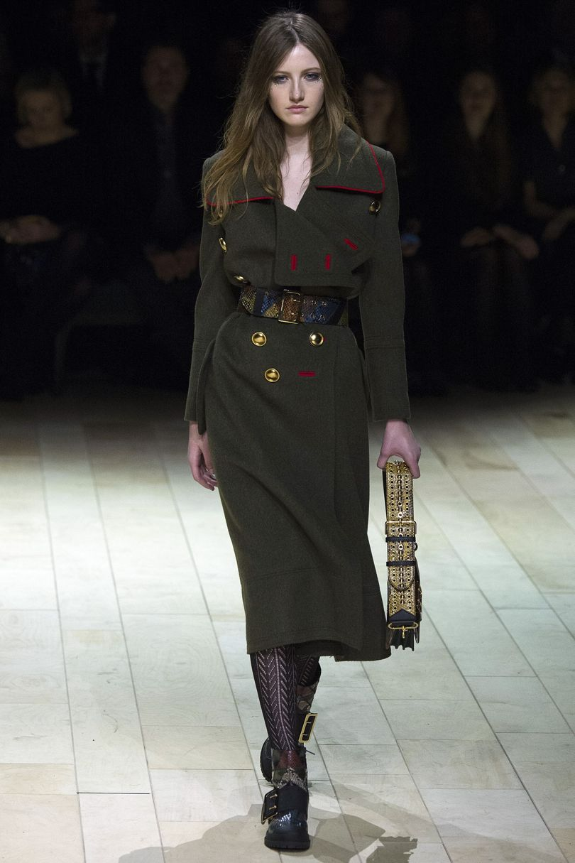 Military Style Outerwear