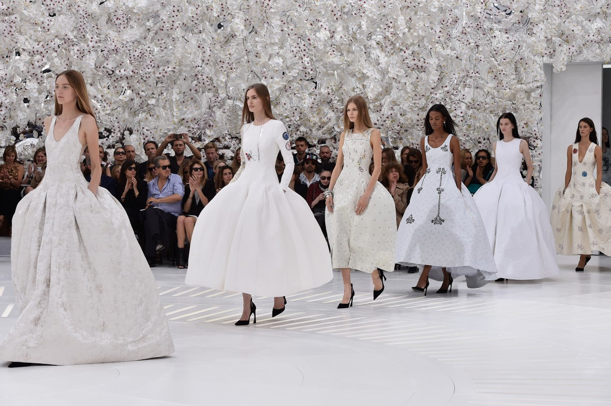 Dior Haute-Couture Fall/Winter 2014-2015