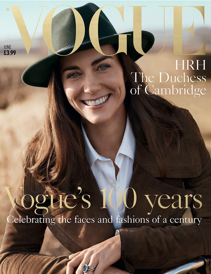 Vogue - Kate Middleton