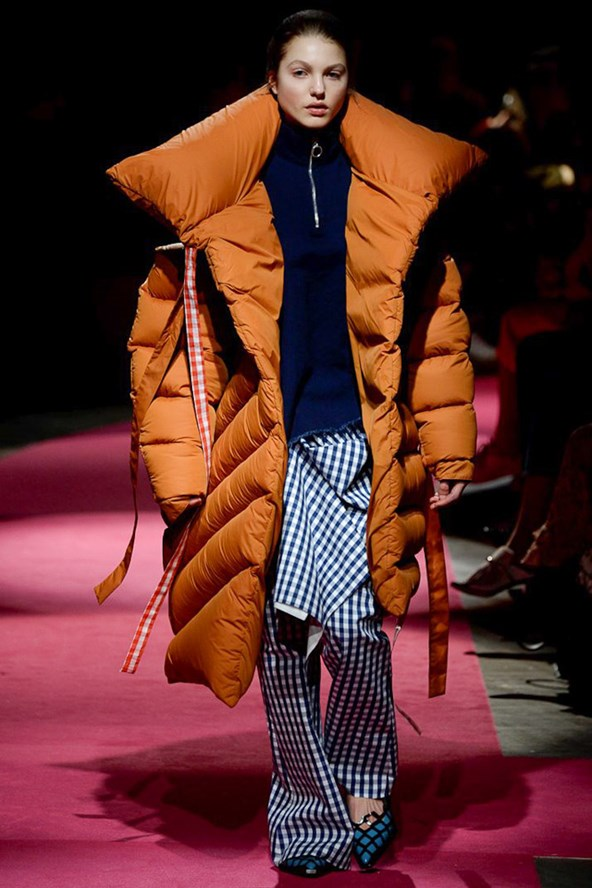 Marques Almeida - London Fashion Week AW16