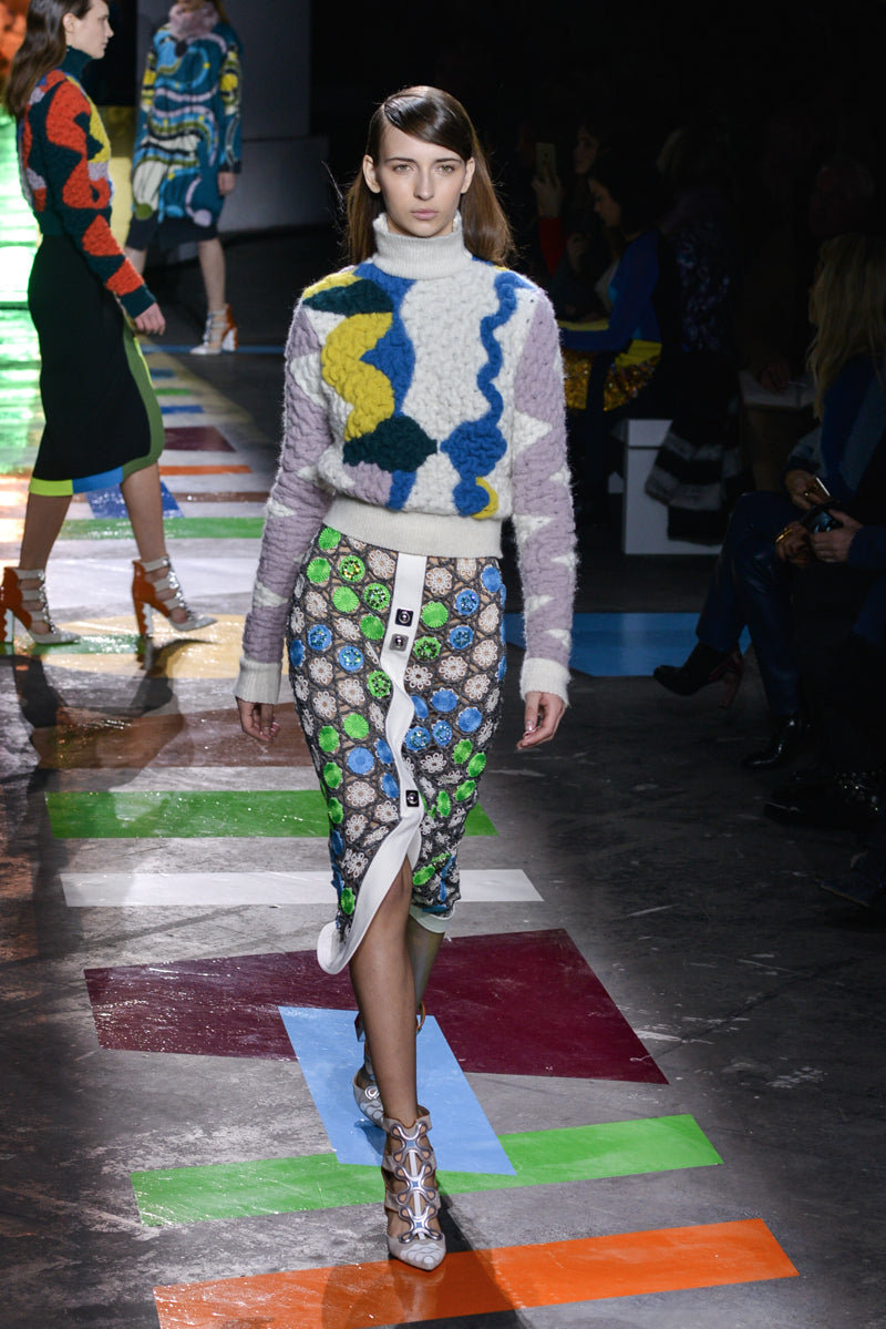 Peter Pilotto - London Fashion Week AW16