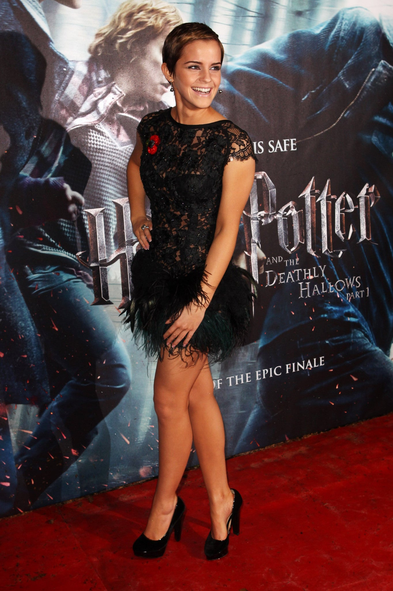 Emma Watson - Harry Potter and the Deathly Hallows Part 1 Premiere