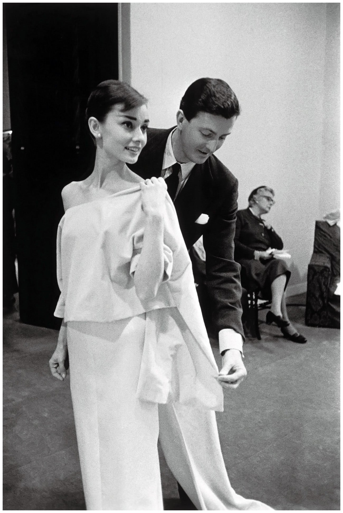 Audrey Hepburn and Givenchy