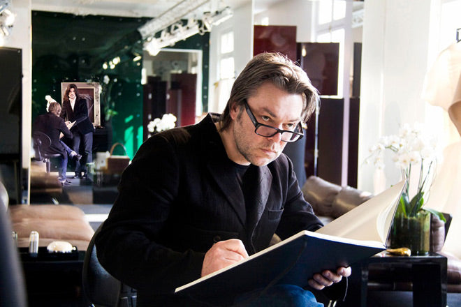 David Downton at Work
