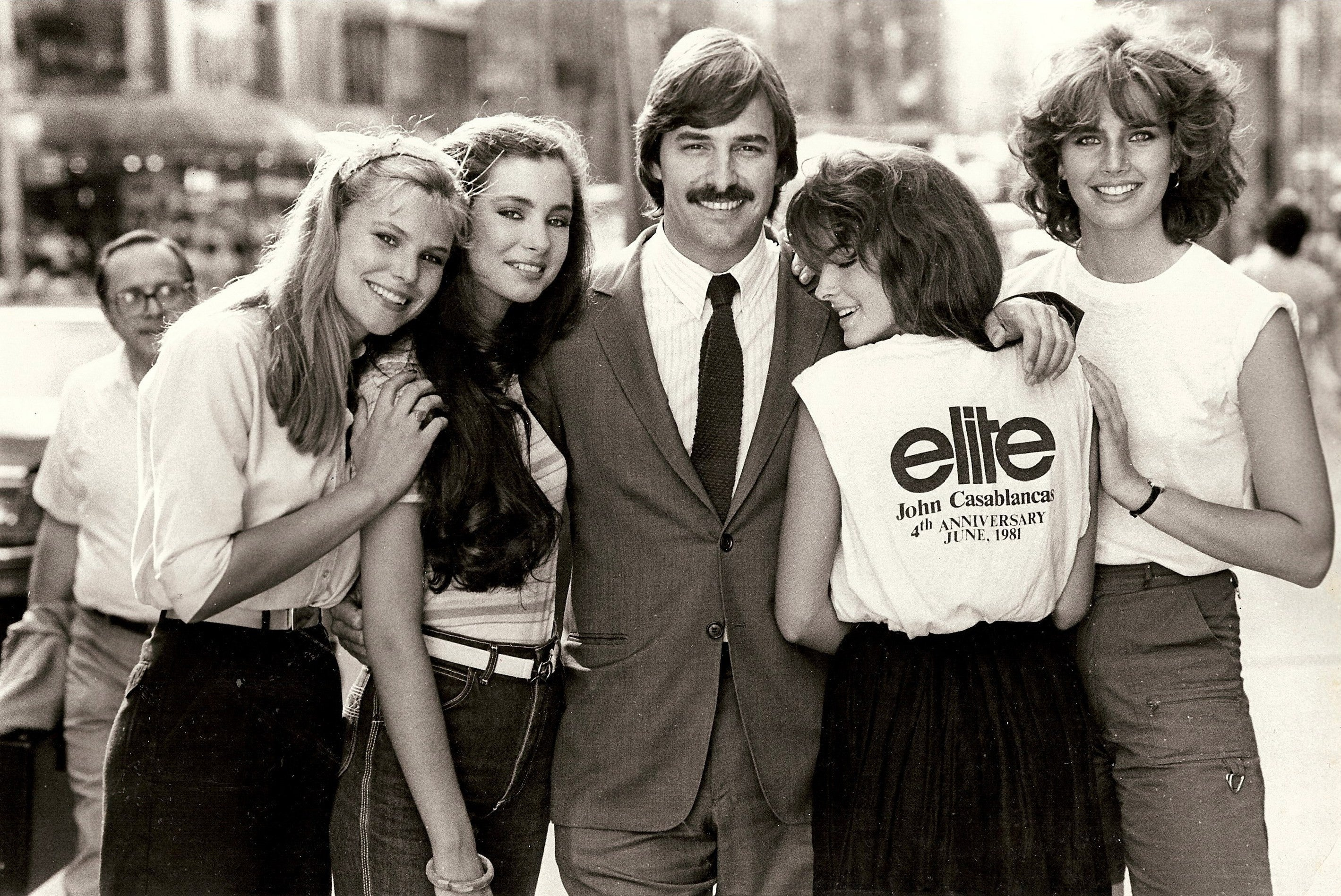 John Casablancas - Elite Models