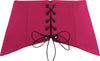 Marici Corset Belt Hot Pink