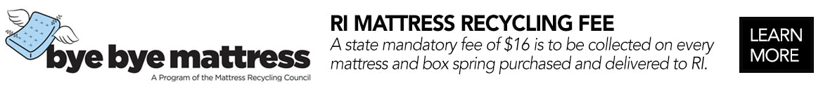 RI Mattress Recycling Fee