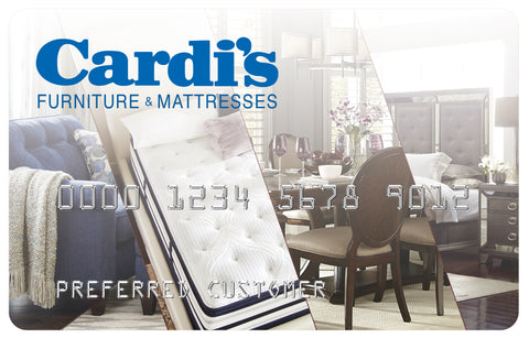 Synchrony Financial Cardi S Furniture Mattresses