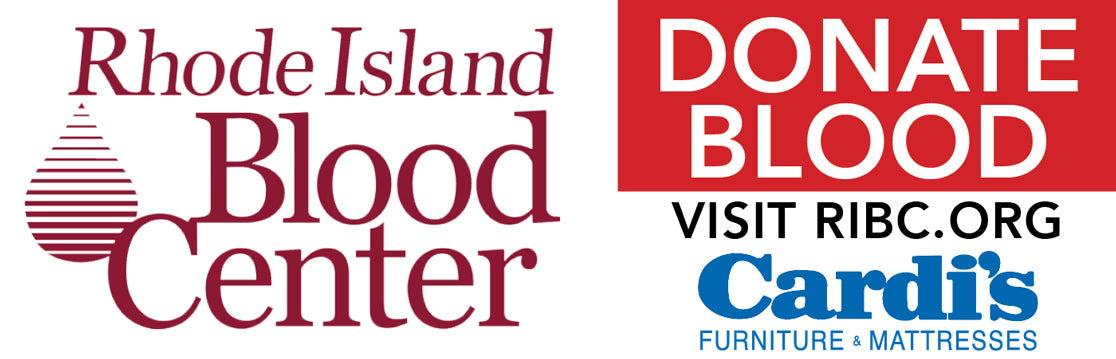 Donate to the RI Blood Center