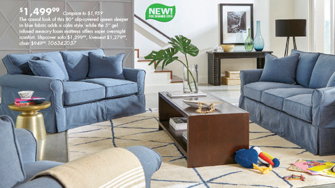 Lift Your Guests Spirits With Great Sleep Sofas