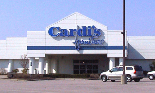 Furniture mattress store locations cardi 39 s furniture for 1 furniture way swansea ma