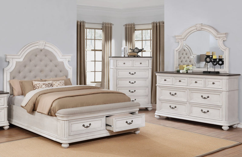 4PC Q BEDROOM STORAGE