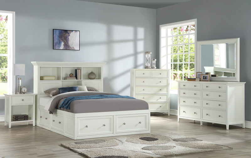 5PC Q BEDROOM        BKCS HDBD