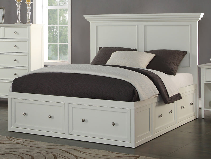 K PANEL BED